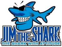 Jim The Shark Bob t-shirt by Bob The Fish!