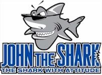 John the Shark Bob t-shirt by Bob The Fish!