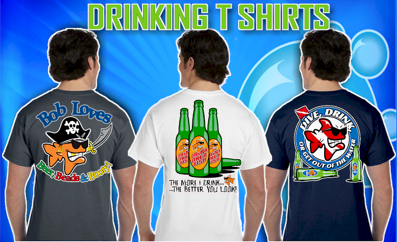 #Drinking T Shirts
