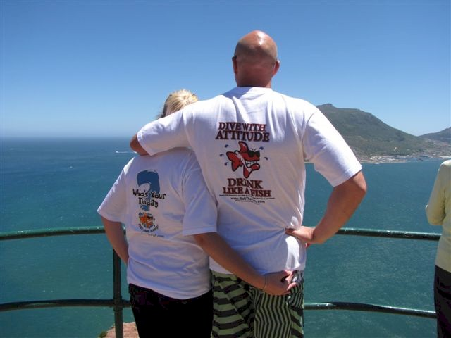 Chapman's Peak in Cape Town.  Cheers CALVIN