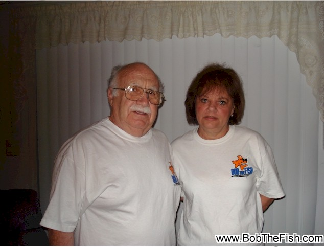 Last year in Key West, my son bought his dad a Bob shirt, he just loves them. We just came off a cruise to the Keys, and bought another shirt. Bob & Jean