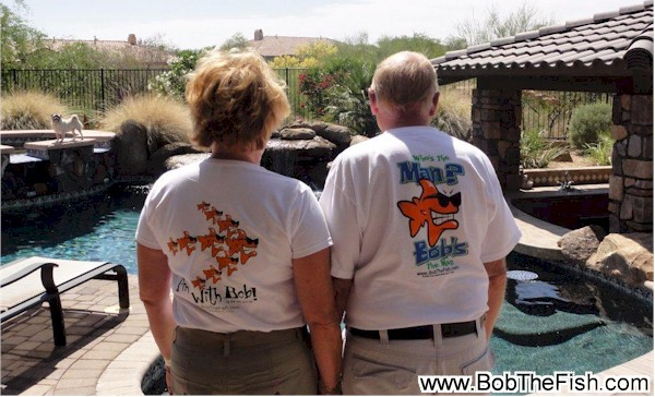My parents love their tshirts! :) 